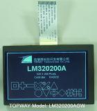 """"""" Grafik 320X200 4.7 LCD-Bildschirmanzeige-Zahn-Typ LCD-Baugruppe (LM320200A)"""