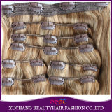 Menschenhaar Klipp in Hair Extensions