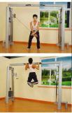 Incrocio del cavo di Buliding del corpo di forma fisica della strumentazione di ginnastica (XH08)