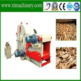 Size grande, 110kw Siemens Power High Capacity Drum Tree Chipper Machine