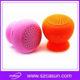 Form beweglicher MiniBluetooth Lautsprecher mit Absaugung-Cup