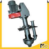 Prezzo basso che draga la pompa solida verticale centrifuga dei residui del fango