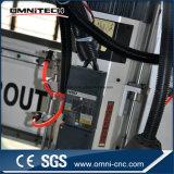 高精度4の軸線のCe/SGS Cetificatedの自動ツールのチェンジャーCNCのルーター
