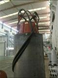 Bomba centrífuga 400wq-500qw da água de esgoto submergível para o fluxo 1980m3/H com cabeça 8m