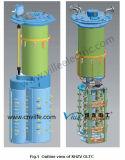 Shzv Vakuumc$aufeingabe Hahn-Wechsler für ölgeschützte Transformatoren