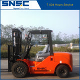 Forklift do diesel do motor 4ton de Japão