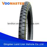 Neumático popular 2.75-17, 3.00-17 de la motocicleta del modelo del terminal