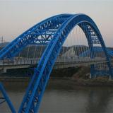 Estructura de acero de Customed de la alta calidad en China