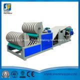 Shunfu automatische aufschlitzende Packpapier-Walzen-Rückspulenausschnitt-Maschine