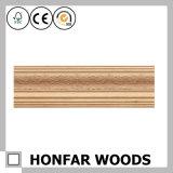 Modanatura di legno materiale della parte superiore del cornicione della decorazione del soffitto