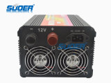 Invertitore 12V dell'invertitore 1000W di potere di Suoer a 220V (HAD-1000C)