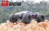 남자의 선물 장난감 판매를 위한 최신 판매 경주용 차 4 기능 RC 대형 트럭 경주용 차