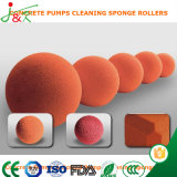 具体的なポンプ洗剤のゴム製スポンジの球