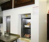 Elevador de alimento del Dumbwaiter del restaurante de 200 kilogramos
