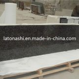 Slab、Countertop、Tombstone、Backsplashのための自然なStoneタンブラウンGranite