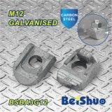 Струбцина гальванизированная болтом томительноая-тягуч Ironked Fix крепежной детали M12 луча Ba1g12
