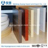Fascia di bordo del PVC per il bordo Tabella/della decorazione con ISO9001