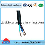Câble en caoutchouc en caoutchouc en caoutchouc de H05rn-F Cable/H07rn-F Cable/H05rr-F
