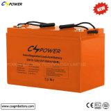 Batterie d'acide de plomb solaire de la batterie 12V120ah d'UPS pour le panneau solaire