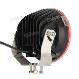 """장거리 7 """" 9-60V 90W 크리 사람 LED 스포트라이트"""