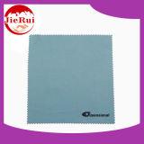 Tissu de nettoyage de suède de Microfiber pour la lentille