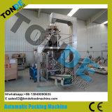 Machine de conditionnement verticale de baguettes verticales pour produits chimiques granulés chimiques