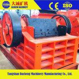 PE750*1060鉱山の鉱石の顎の砕石機