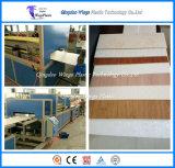 Placas ocas de WPC para a linha da extrusão da decoração da parede/a máquina da fatura