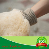 Перчатки чистки автомобиля овчины высокого качества для сбывания