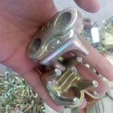 Crampons à cordes métalliques en fonte