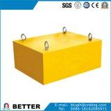 Separatore di serie/dispositivo di rimozione elettromagnetici asciutti del ferro sospesi Rcdg