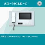 Videotür-Telefon-Shell (AD-76GLK-C)