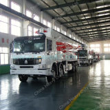 37m Sinotruk HOWO de camiones bomba de hormigón