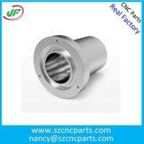 アルミニウム部品または真鍮かステンレス鋼の鍛造材の部品のためのCNC Part/CNCの機械化の部品