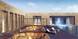 Mattonelle lustrate Premium per la parete esterna per il progetto, mattonelle di pavimento, mattonelle della parete mattonelle dell'interiore da 1200 x 2400 millimetri