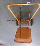 Aufbau-Metaltellersegment-Stahlrahmen-Rad-Eber