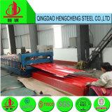 Prepainted гальванизированный Coated лист толя PPGI Corrugated стальной