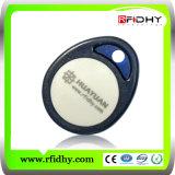 Подгонянное 125kHz Plastic RFID Key Fobs для Identification