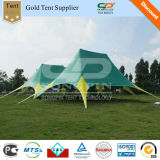 Double stampato Star Tent 16X21m Used per Outdoor Promotion (FX-1621)