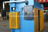 Frein automatique de presse de la commande numérique par ordinateur Wc67y-80t/2500, machine à cintrer de feuillard à vendre, machine de frein de presse