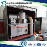 10-500kgs/Time inceneratore residuo, inceneratore dei rifiuti solidi, guida del video 3D