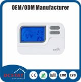 Thermostats d'affichage à cristaux liquides de thermostat de chaufferette avec du ce EMC LVD RoHS