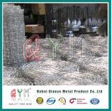 Cerca de carril revestida del polvo de la cerca del caballo del PVC de la venta directa de la fábrica