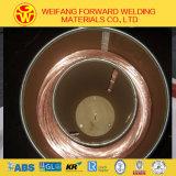 溶接ワイヤ|溶接のためのドラムのEr70s-6溶接ワイヤの溶接ワイヤ