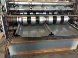 Rodillo coloreado del panel de la azotea de la capa doble de los azulejos del cinc que forma la máquina