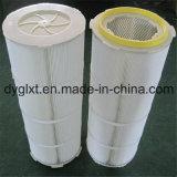 Пластичный патрон фильтра пылесоса крышки
