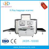 Métal approuvé Detectorjkdm-10080 de scanner de bagages de rayon X de Subway&Airport de la CE de tailles importantes