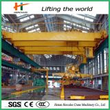 Carrier Beam를 가진 두 배 Girder Bridge Crane