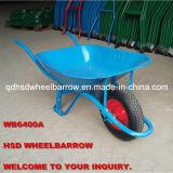 Carriola resistente della costruzione (Wb6400A)