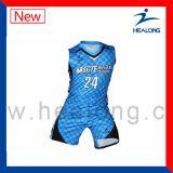 上のブランドは高品質の昇華バスケットボールジャージーをカスタマイズする